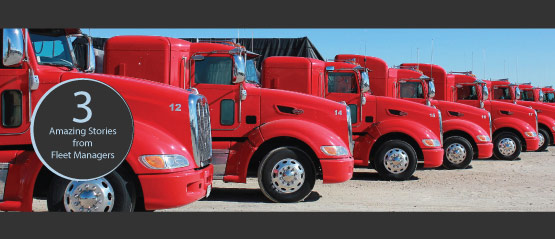 3 Amazing Stories from Fleet Managers