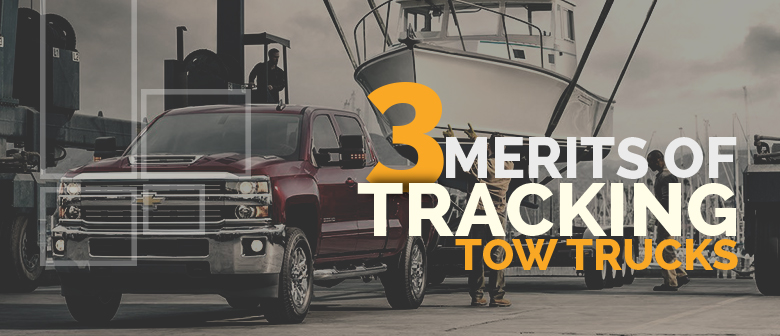 Tracking Tow Trucks