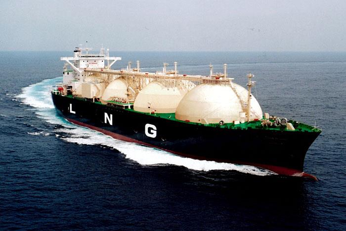 LNG carrier image