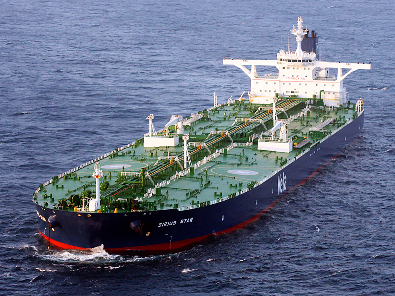 crude carrier image