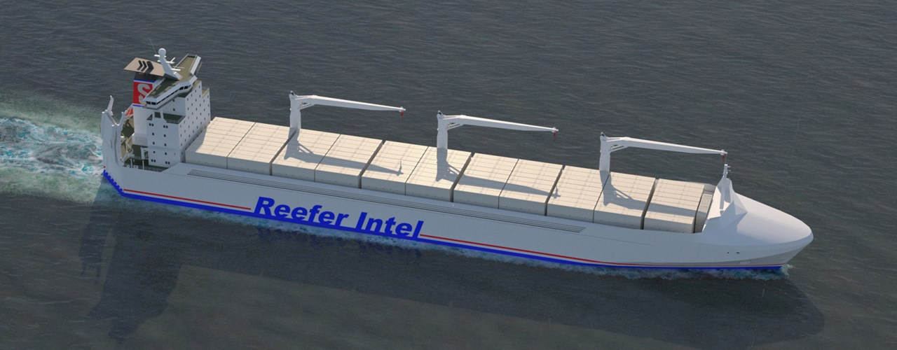 reefer vessel image