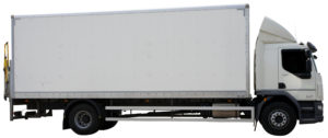 tail lift truck image