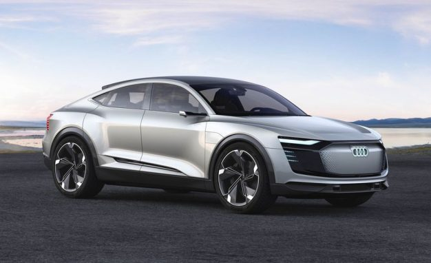 audi etron concept car featured image