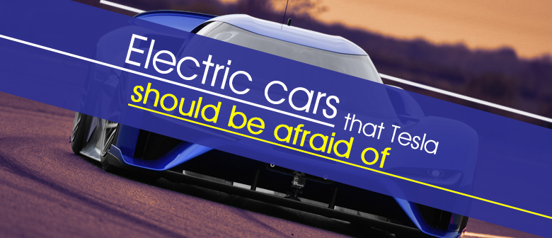 Electric cars that pose a threat to Tesla featured image