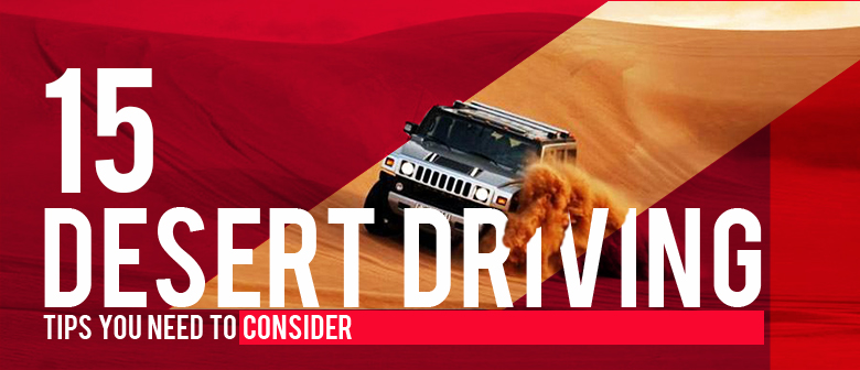 desert driving tips featured image