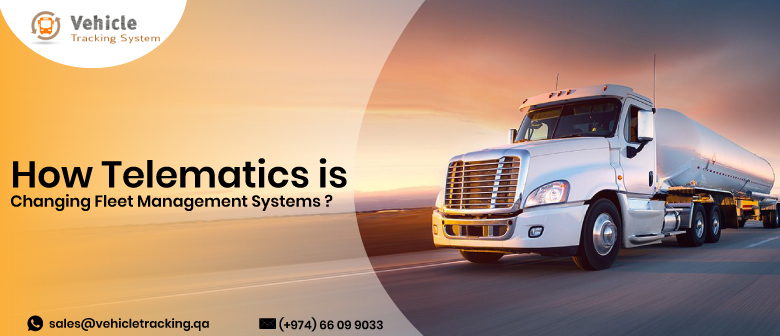 telematics in fleet management